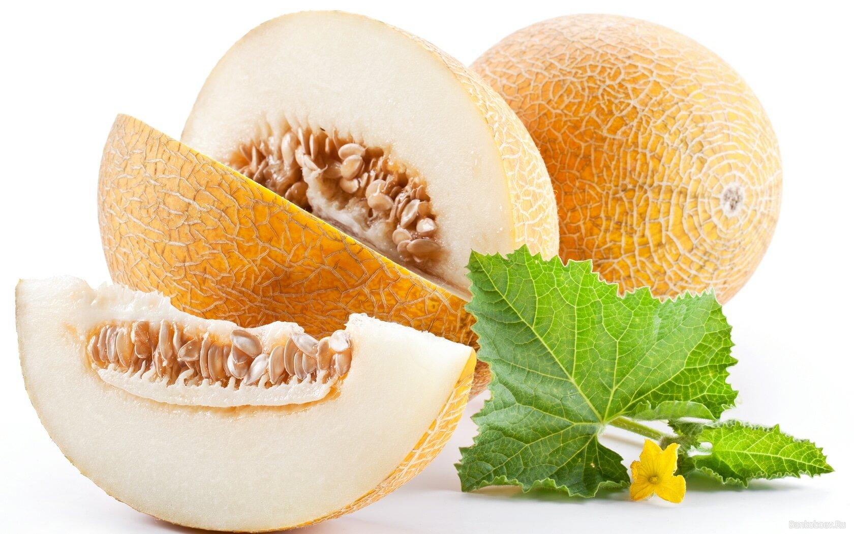 Вкусная дыня
