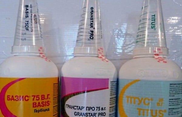 Инструкция к гербициду