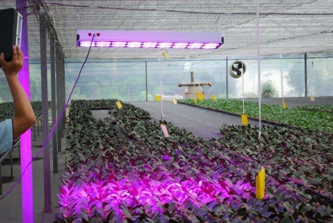 Управление светодиодными светильниками