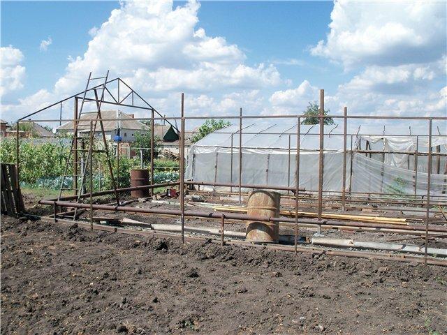 Установка фермы